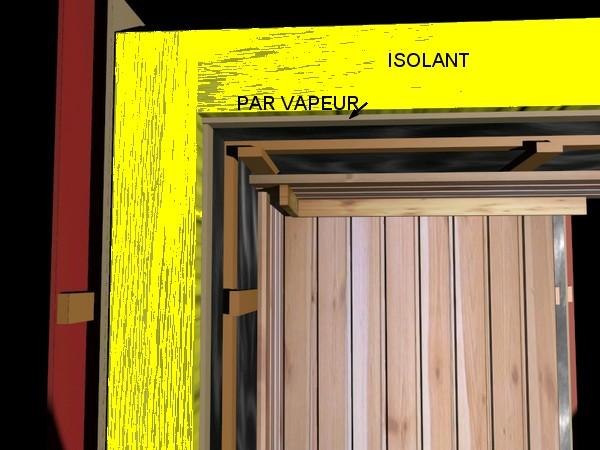 cloison-sauna