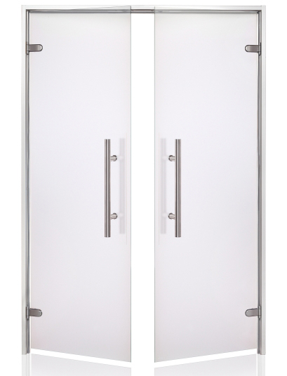Porte coulissante double battant id es de conception sont i - Porte a double battant ...