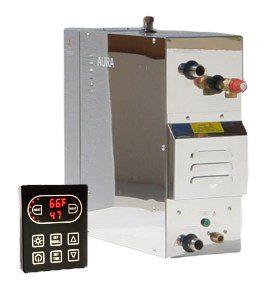 Générateur vapeur KSN/D pour hammam résidentiels