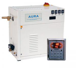 Générateur vapeur MA/E pour hammam Semi-Pro