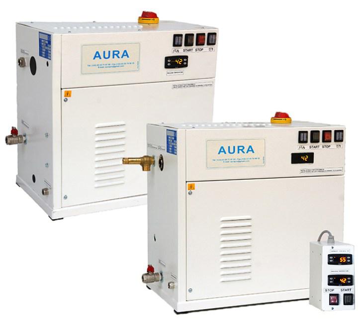 Générateur vapeur MA9 - 7 et 9 kw