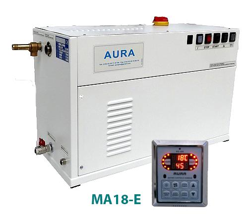 Générateur vapeur MA18E-18 Kw