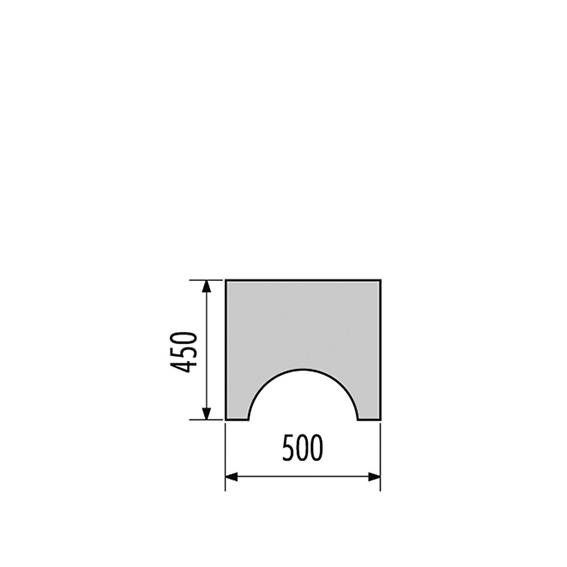 dimensions banquette