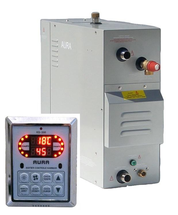 Calculateur de puissance pour Générateur Vapeur hammam