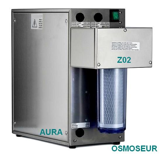 Osmoseur Z02 - 90 à 100 l/h