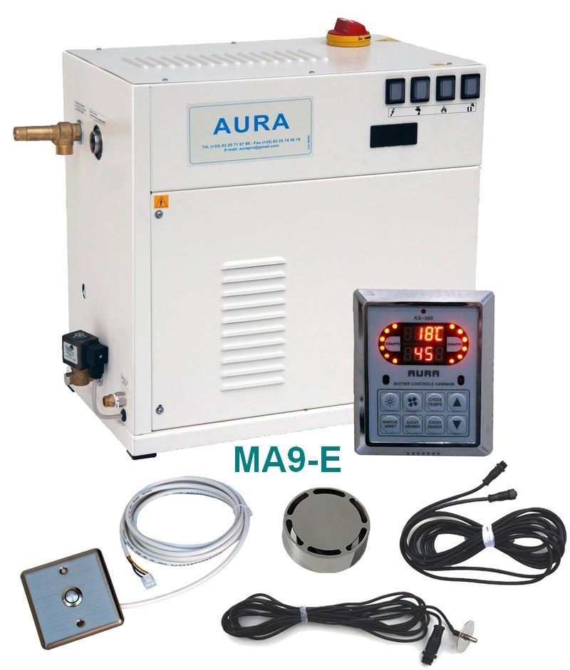 Générateurs de vapeur MA9E
